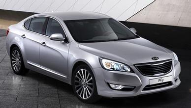 韩国现代 起亚汽车在美高档车市场占有率大幅增长高清图片