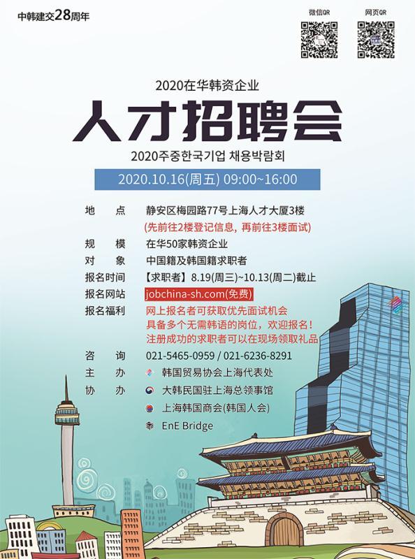 韩企职场,韩国企业招聘,韩企求职,中韩国企业招聘会,中韩人力网,韩国贸易协会
